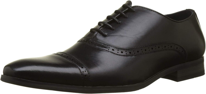 TALLA 41 EU. Enzo Marconi Fiorenzo, Zapatos de Cordones Oxford para Hombre