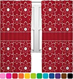 Cheap RNK Shops Atomic Orbit Curtains – 20″x84″ Panels – Lined (2 Panels Per Set) (Personalized)