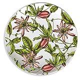 Caskata Studio CAS02025 Melamine Canape Plate Boxed Set, Pink Passion, 4 Count