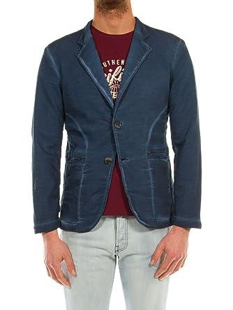 giacche blu sportiva su jens