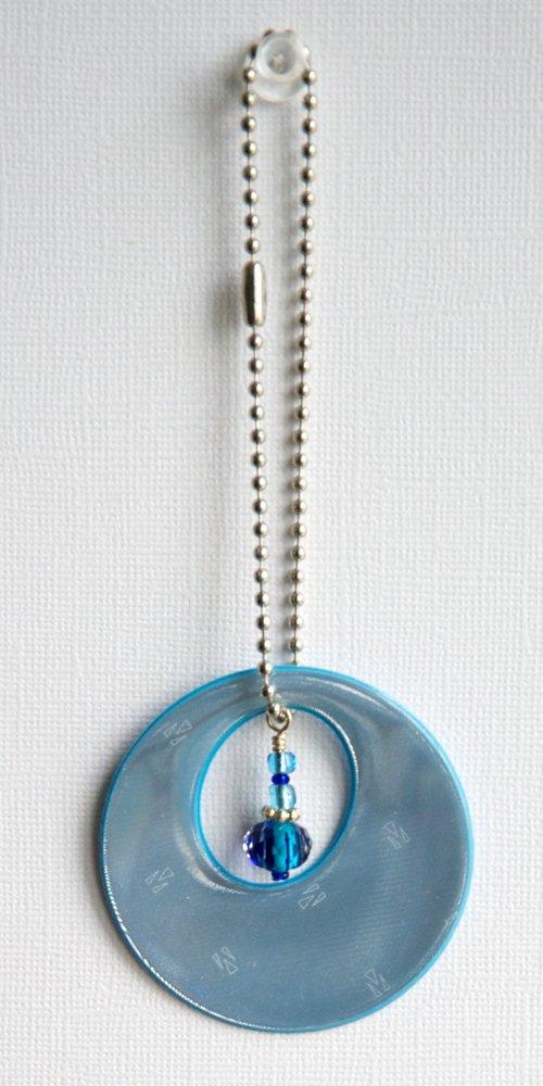 【セール】 funflector Reflective Purse Pacific-Turquoise Charm Purse – スタイリッシュなジュエリーBedazzled安全反射板をHang On手ごろとバッグのより安全なWalks B00G4EAS9Y in the Dark – 米国でハンドメイド Pacific-Turquoise B00G4EAS9Y, 一戸町:eca43b73 --- vanhavertotgracht.nl