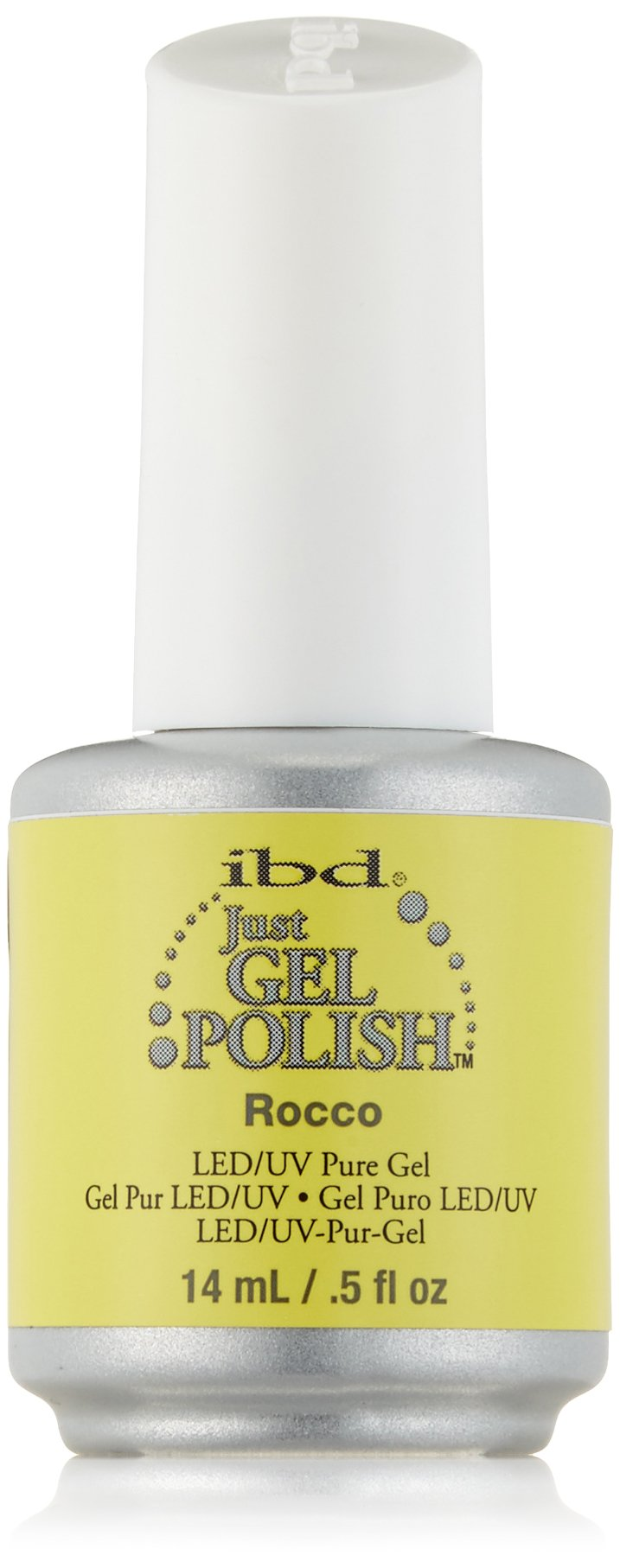 Home ibd just gel polish ibd just gel polish abracadabra - Ibd Just Gel Nail Polish Rocco 0 5 Fluid Ounce