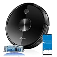 Deals on Ultenic D5 Robot Vacuum Cleaner, Wi-Fi & Alexa Control