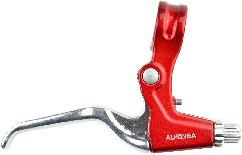 jl wenty MANETAS DE Freno para Bicicleta BMX DE Aluminio EN Rojo ...