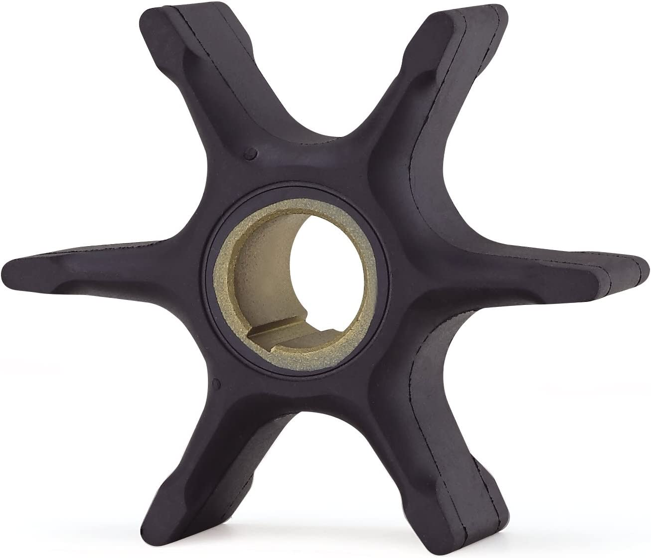 Wingogo Water Pump Impeller for 85/100/115/125 HP Johnson Evinrude OMC Outboard 0385072 Sierra 18-3044