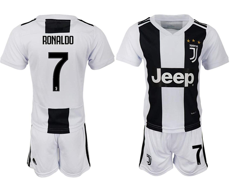 Scshirt Juventus Ronaldo 2018/19 - Camiseta de fútbol para ...