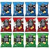 Red Rock Deli Style Potato Chips, Variety Pack, 2