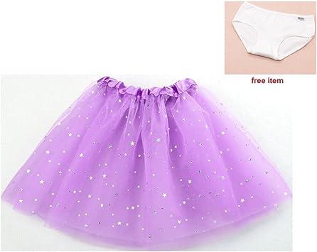 Falda, Chicas Falda de Tutú Princesa Ballet Realizando Vestido ...
