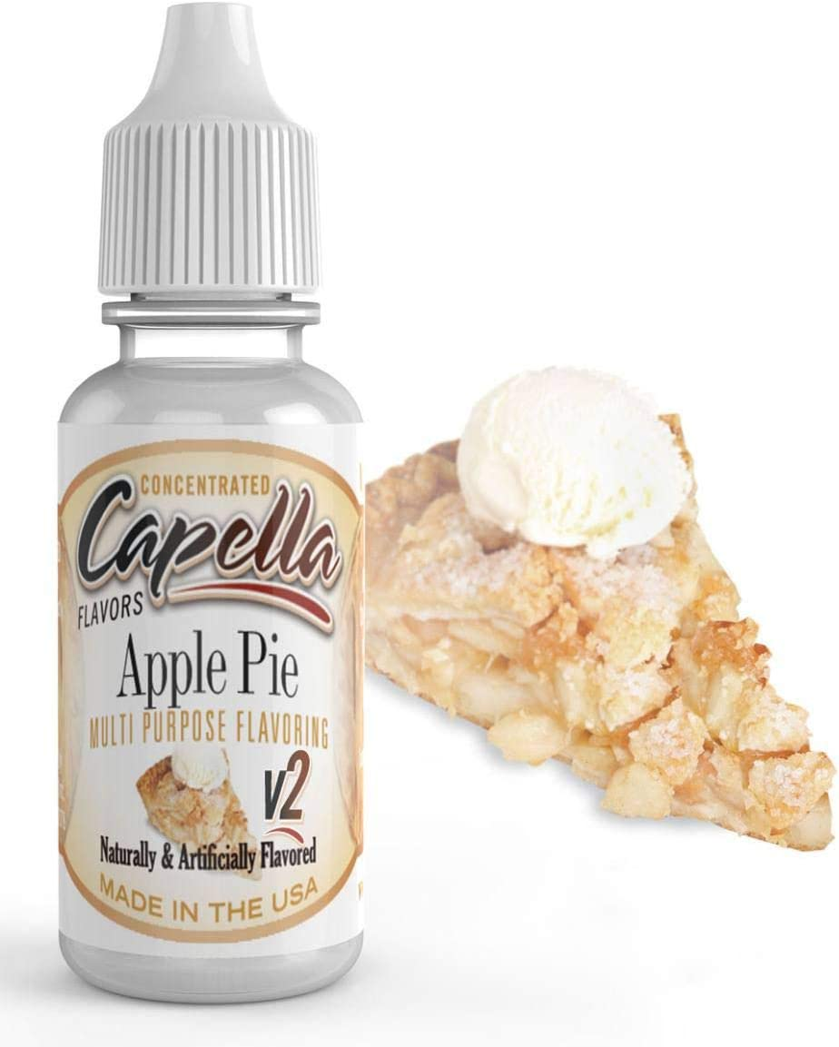 Capella Flavor Drops Apple Pie V2 Concentrate 13ml