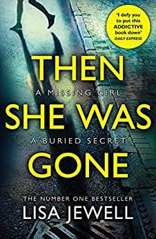 Then She Was Gone (English Edition) por [Jewell, Lisa]