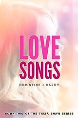 Love Songs (Talia Shaw Series) Paperback
