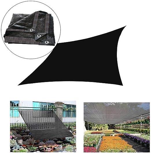 EGCLJ Sun Malla Pantalla De Tela, Pantalla De Privacidad Cubierta De Tela Sombra Lona Red De Malla De Tela Cortina De Sun Sail, Parasol UV Tela For Jardín Patio (Color : 3x8m):