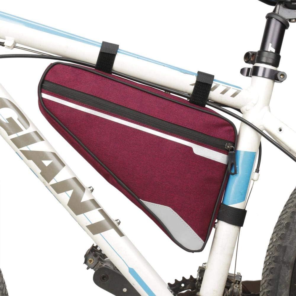 Bolsa para Guardar Bicicletas Bolsa Triangular para Montar en ...