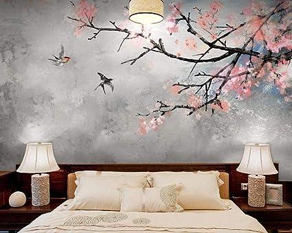 Shah Nouveau Chinois Brique Peinture Murale Personnalisé