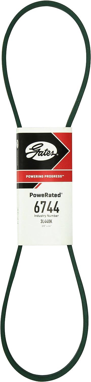 Gates 6744/Powerated Ceinture