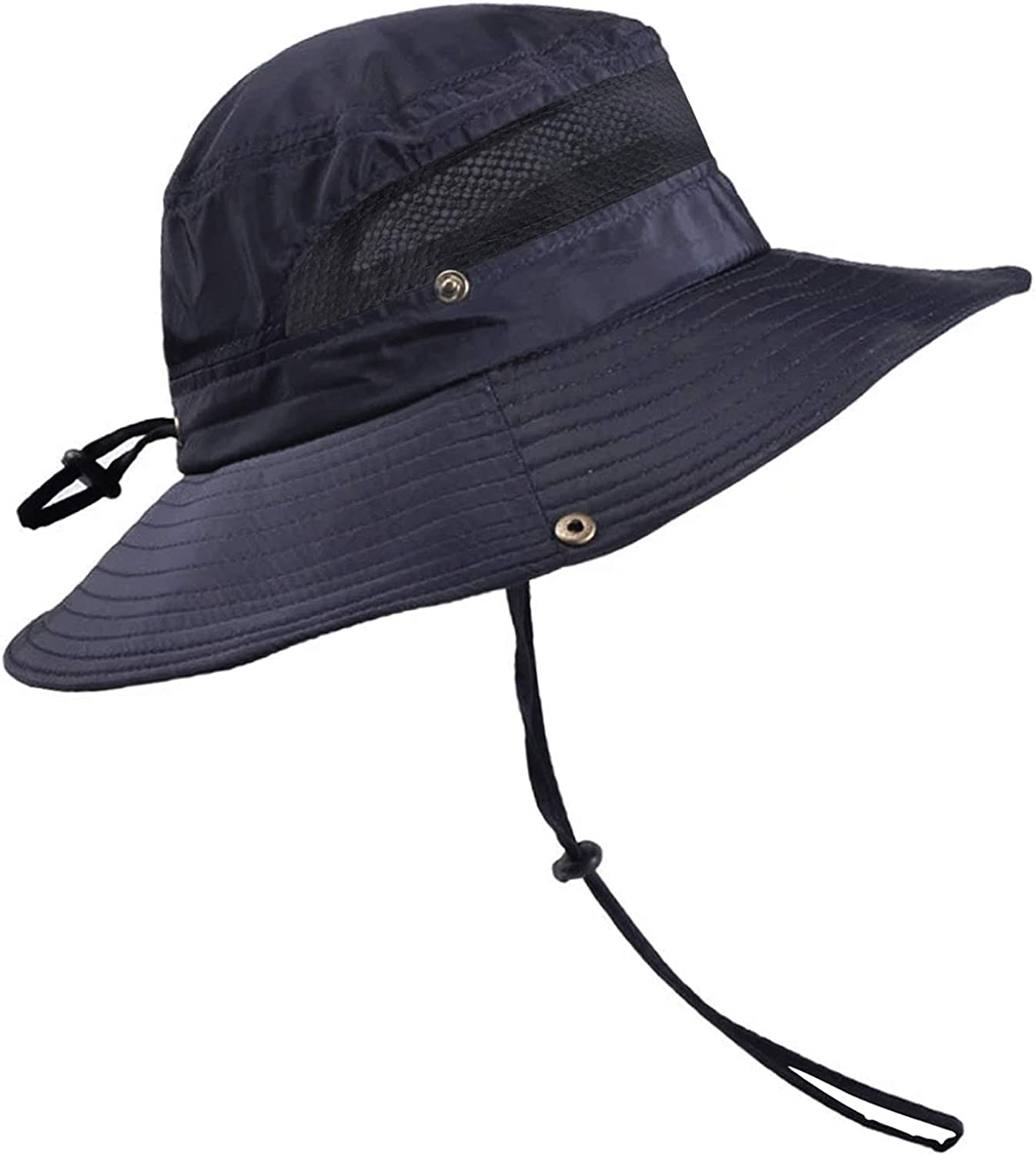 Sun Hat for Men/Women, Fishing Hat with UPF 50+ UV Protection Wide Brim Bucket Hat Breathable Packable Boonie Hat