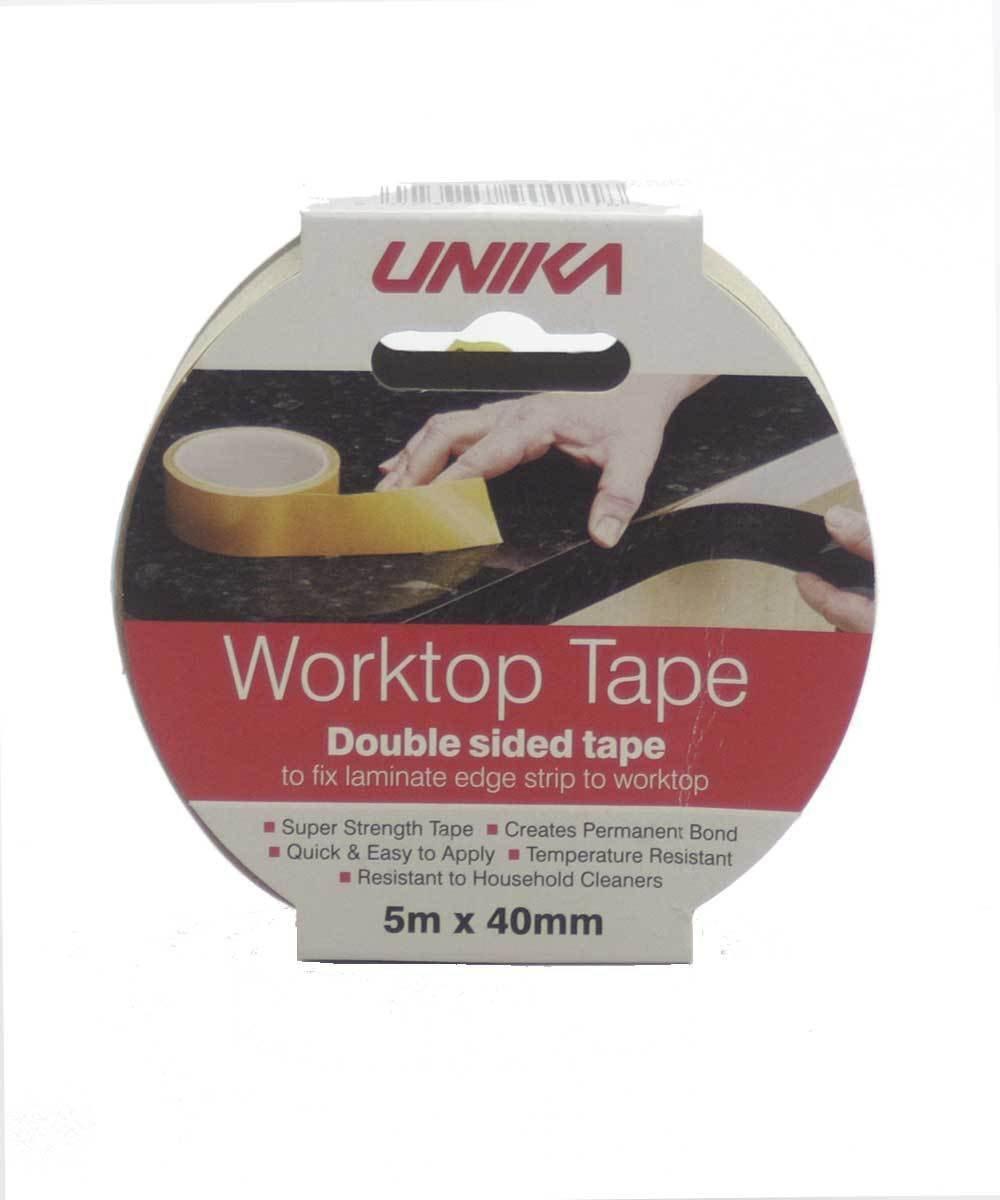 Unika Worktop Edging Adhesive Tape