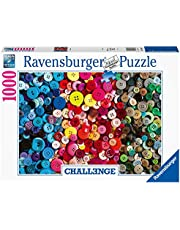 Challenge Knöpfe. Puzzle 1000 Teile