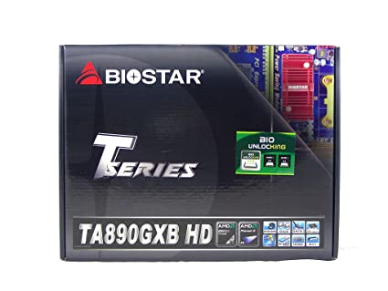Biostar TA890GXE Ver. 5.0 AMD Chipset Driver FREE