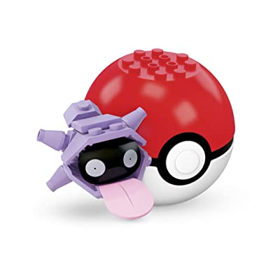 Mega Construx Pokemon Shellder Figure: Toys & Games