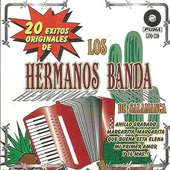 Amazon.com: Por Unos Ojitos Negros: Los Hermanos Banda De ...