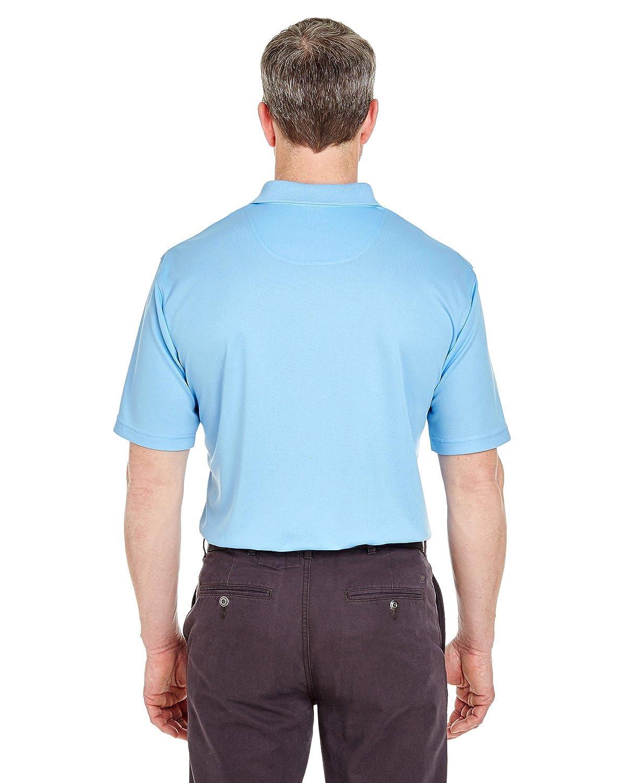UltraClub 8405T Mens Tall Cool /& Dry Sport Polo