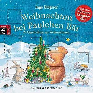 Weihnachten bei Paulchen Bär Hörbuch