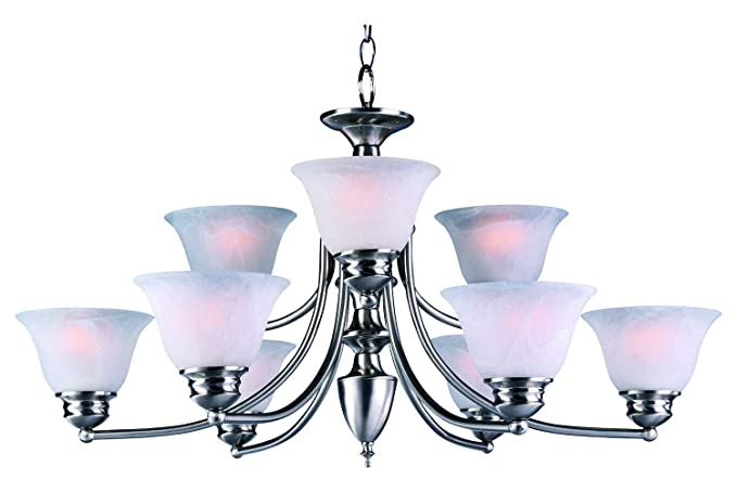 Amazon.com: Malaga 9-Light Chandelier: Home Improvement