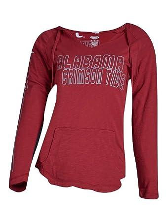 Chicas Alabama Crimson Tide Rojo Ropa para aficionados y