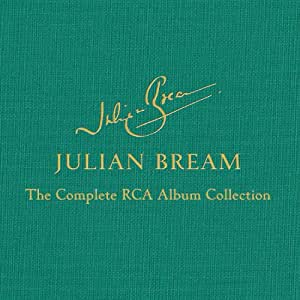 Julian Bream - The Complete Album Collection (40CD + 2DVD)