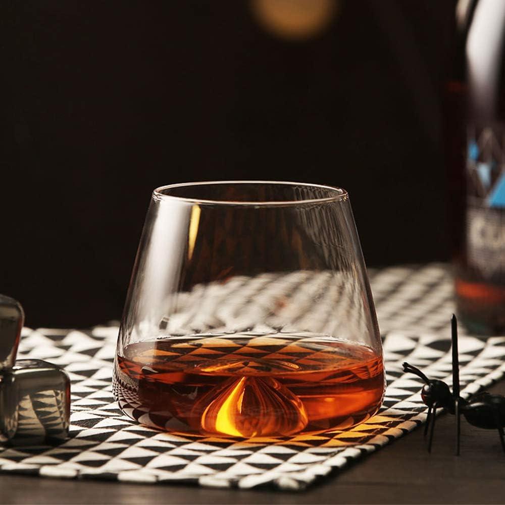 CHAOZHAOHENG Vasos Premium Whisky - Grandes - Juego de 6 ...