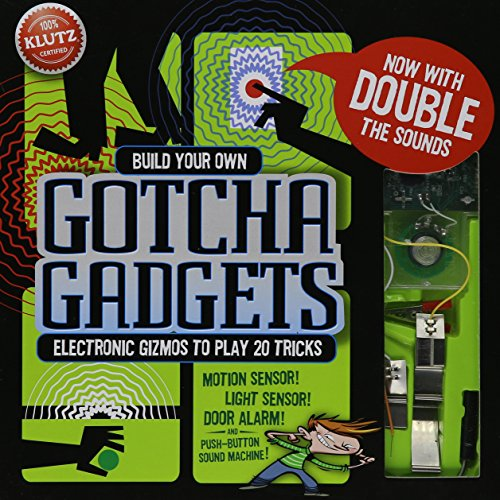 Gotcha Gadgets - Build Your Own Gotcha Gadgets