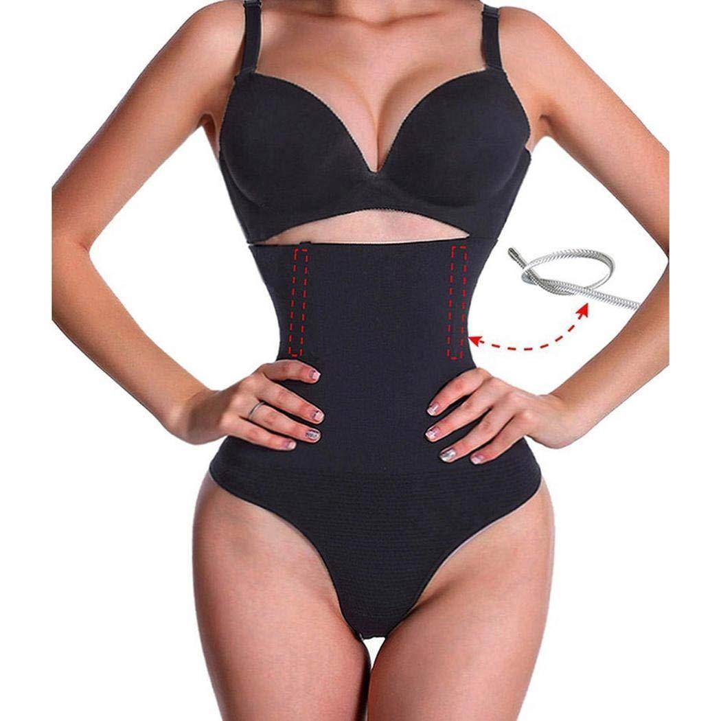 Kaimu Fashion Women Elastic High Waist Hip Abdomen Shapewear Underwear Briefs