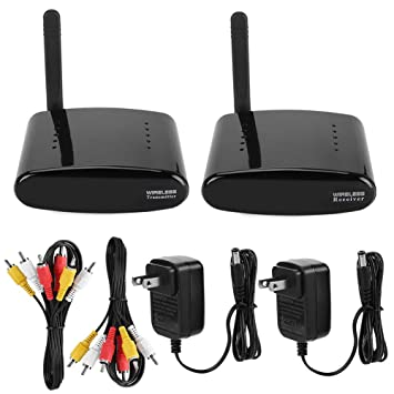Amazon Wireless Signal Transmitter58G Sender Transmitter Receiver For AV TV STB Audio Video Beauty