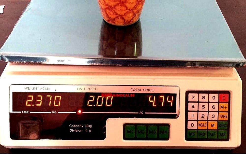 Digital Meat Scale 60lb Weight Scale Price Computing Food Meat Produce Market Skroutz by Unknown