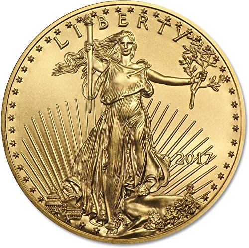 2017 American Gold Eagle (1 oz) Fifty Dollar US Mint Uncirculated