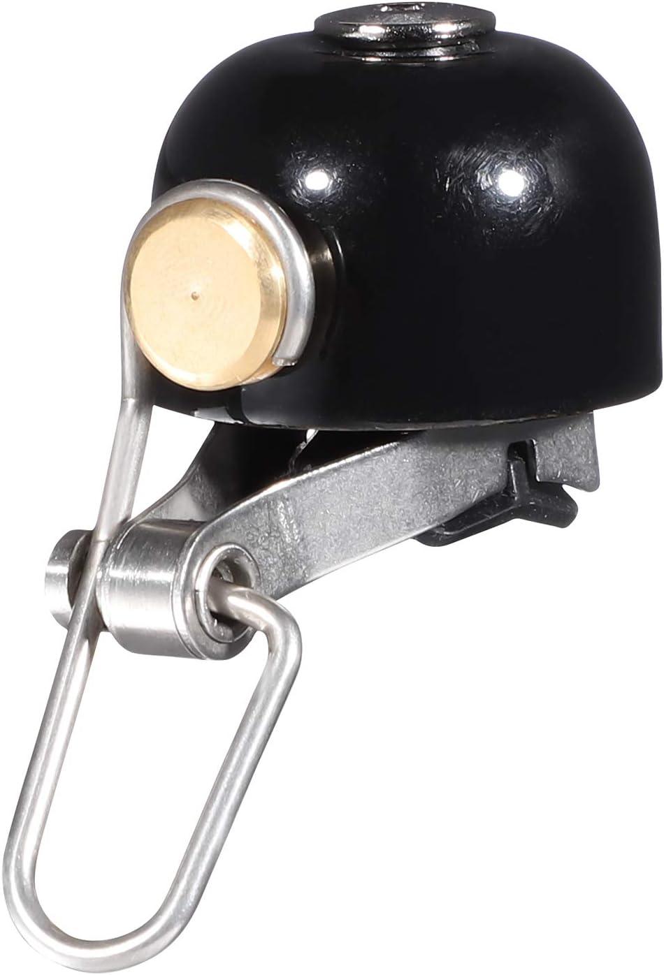 Classic Retro Metal Ring Bike Bicycle Cycling Handlebar Bell Sound Alarm Sil`CA