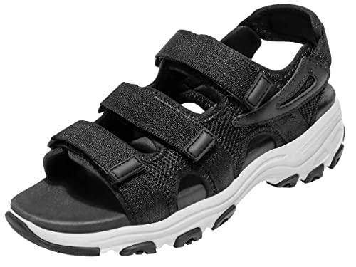 CAMEL CROWN Women's Athletic Sandals Open Toe Adjustable Strap Review