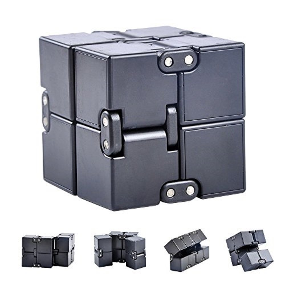 Luxury Infinity Cube Fidget