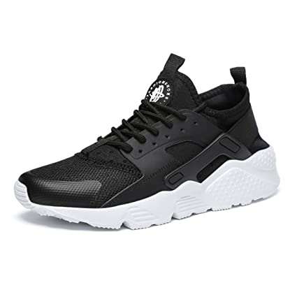 2b82b48152a3 Amazon.com: MELLOW SHOP Unisex Sneakers Breathable Casual Shoes Men ...