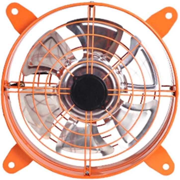 QFFL Ventilador eléctrico, Industrial de Alta Potencia, Extractor ...