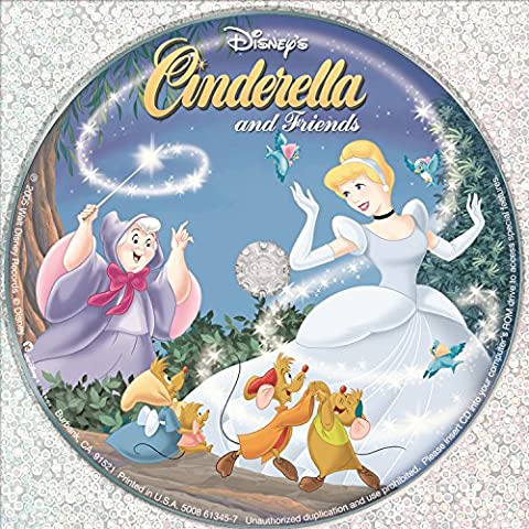 Cinderella and Friends - Disney Cinderella Album