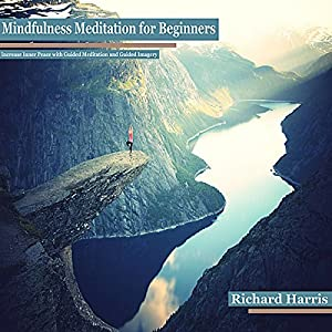 Mindfulness Meditation for Beginners: Increase Inner Peace with Guided Meditation and Guided Imagery Speech