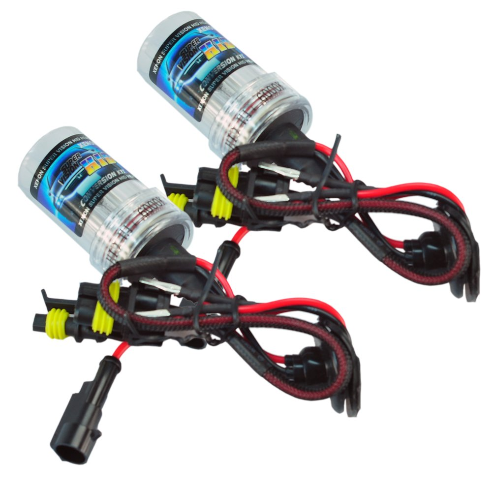 New 35w H11-6000K HID Xenon Lights Replacement Bulbs nj365 004604