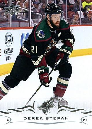 2018-19 Upper Deck #263 Michael Grabner Arizona Coyotes Hockey Card