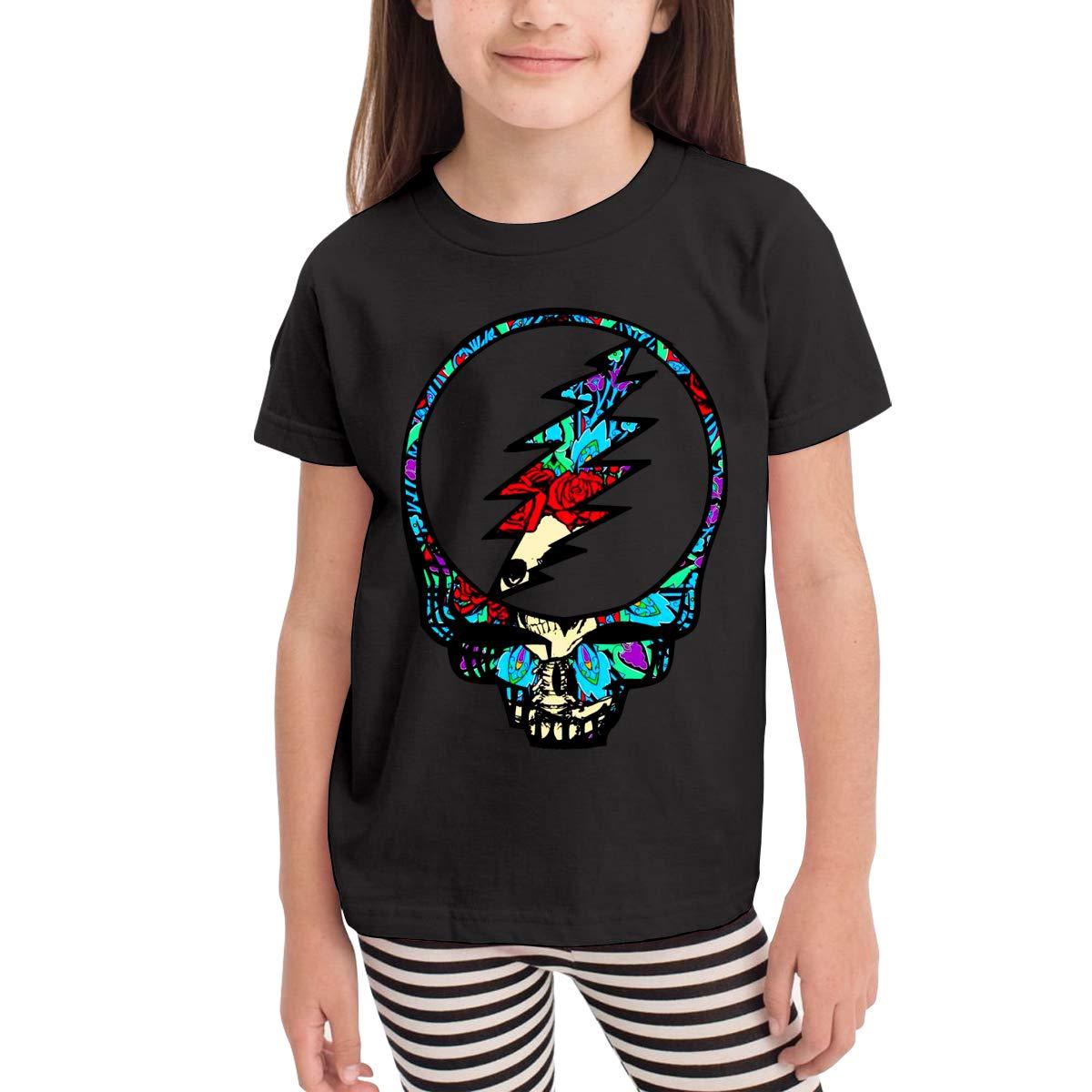 Yingda Grateful Dead For Boys Girls Shirts