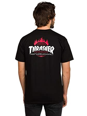 thrasher t shirt amazon france