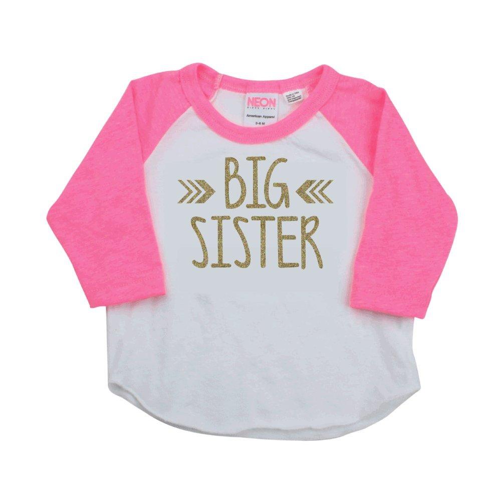 日本人気超絶の Big Sisterシャツ Outfit、妊娠発表Photo Prop Big Sister Sister Outfit 6T Big B06XHRZLX4, ニタグン:13c17f61 --- a0267596.xsph.ru