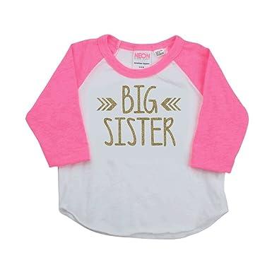 15e0731d01e Amazon.com  Bump and Beyond Designs Big Sister Shirt