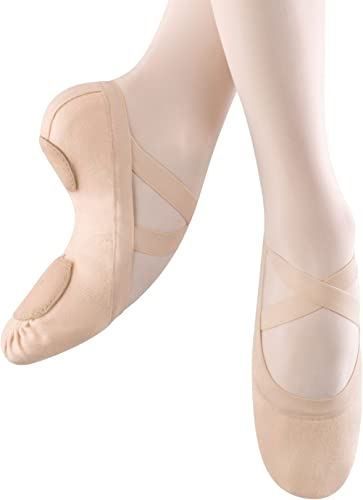 Bloch Dance Womens Performa Stretch Canvas Split Sole Ballet Shoe//Slipper